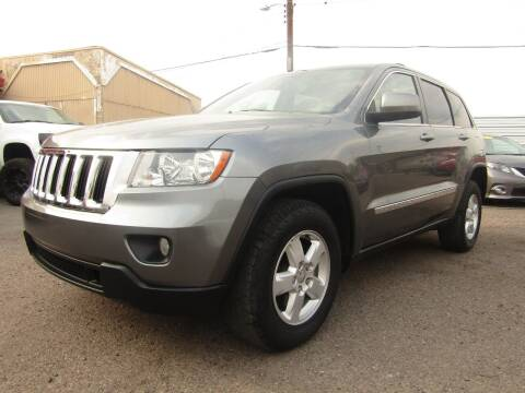 2013 Jeep Grand Cherokee for sale at More Info Skyline Auto Sales in Phoenix AZ
