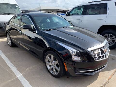 2017 Cadillac ATS for sale at Excellence Auto Direct in Euless TX