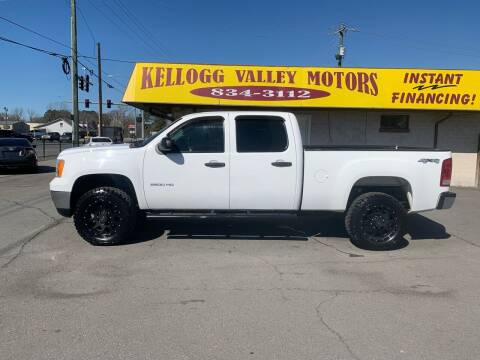 2012 GMC Sierra 2500HD for sale at Kellogg Valley Motors in Gravel Ridge AR