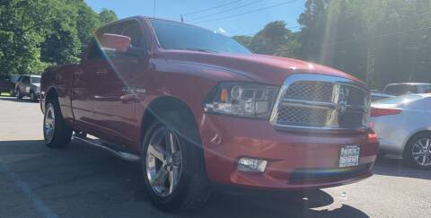 2009 Dodge Ram Pickup 1500 for sale at Mikes Auto Center INC. in Poughkeepsie NY