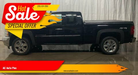 2013 Chevrolet Silverado 1500 for sale at AC Auto Plex in Ontario NY
