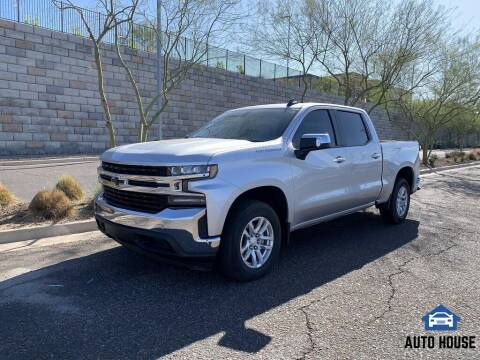 2019 Chevrolet Silverado 1500 for sale at AUTO HOUSE TEMPE in Tempe AZ