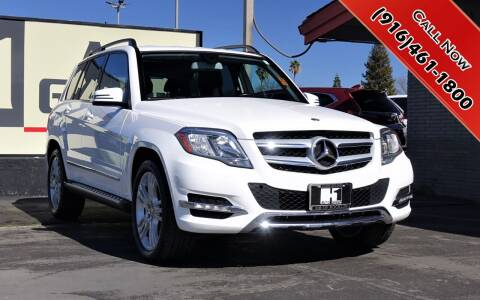 2015 Mercedes-Benz GLK for sale at H1 Auto Group in Sacramento CA