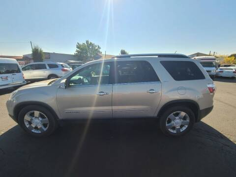 2008 GMC Acadia for sale at Silverline Auto Boise in Meridian ID