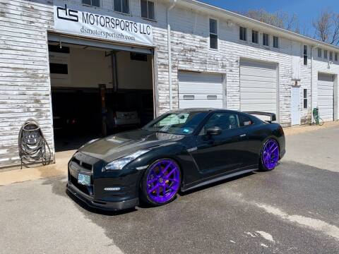 2012 Nissan GT-R for sale at ds motorsports LLC in Hudson NH
