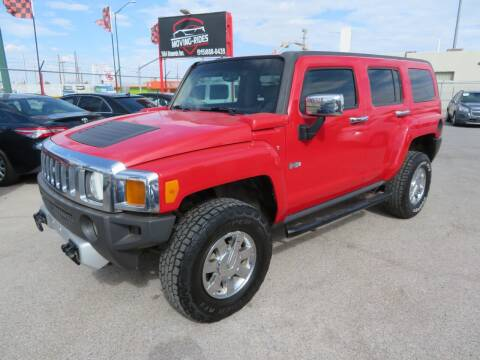 2008 HUMMER H3 for sale at Moving Rides in El Paso TX