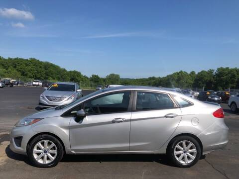 2012 Ford Fiesta for sale at CARS PLUS CREDIT in Independence MO
