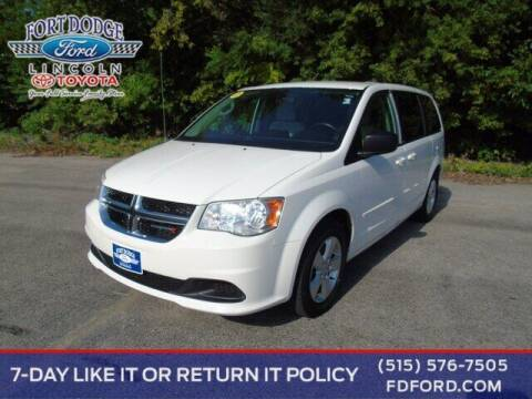 2013 Dodge Grand Caravan for sale at Fort Dodge Ford Lincoln Toyota in Fort Dodge IA
