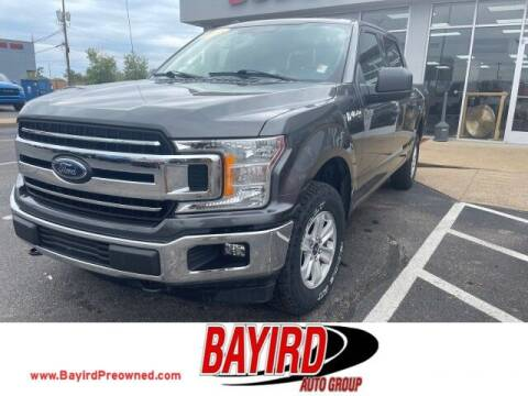 2018 Ford F-150 for sale at Bayird Truck Center in Paragould AR