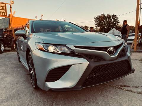 2020 Toyota Camry for sale at 3 Brothers Auto Sales Inc in Detroit MI