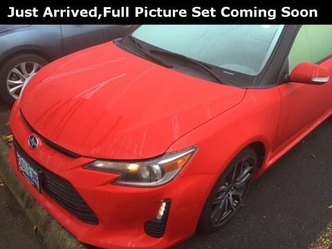 2016 Scion tC for sale at Royal Moore Custom Finance in Hillsboro OR