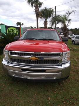 2013 Chevrolet Silverado 1500 for sale at Auto 1 Madison in Madison GA