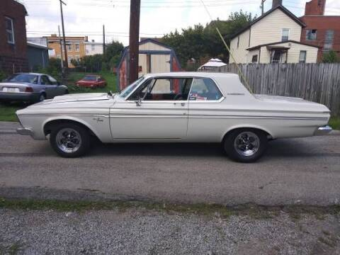 1963 Plymouth Fury for sale at Classic Car Deals in Cadillac MI