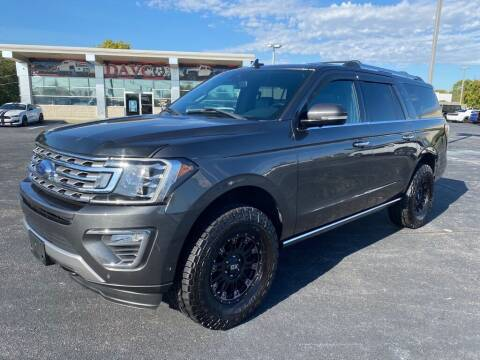 2018 Ford Expedition MAX for sale at Davco Auto in Fort Wayne IN