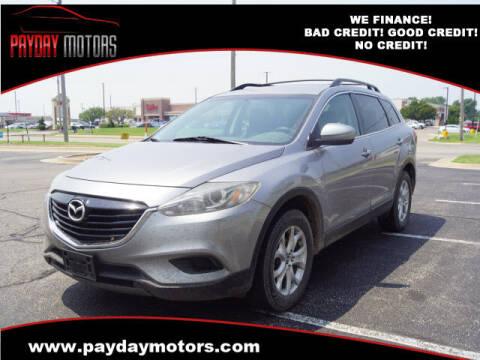 2013 Mazda CX-9 for sale at Payday Motors in Wichita KS