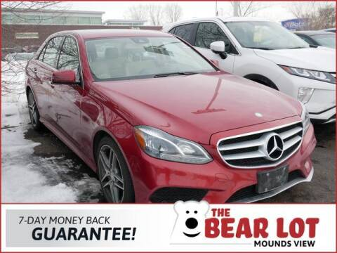 2014 Mercedes-Benz E-Class for sale at Rydell Auto Outlet in Mounds View MN