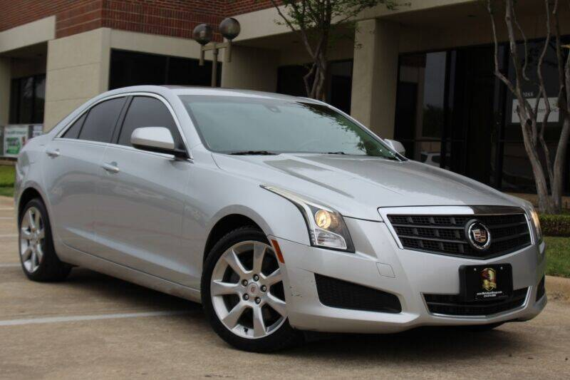 2014 Cadillac ATS for sale at DFW Universal Auto in Dallas TX