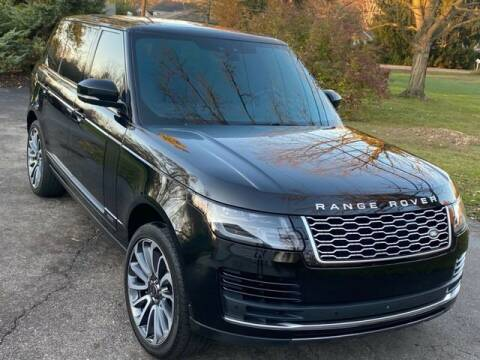 2018 Land Rover Range Rover for sale at Go2Motors in Redford MI