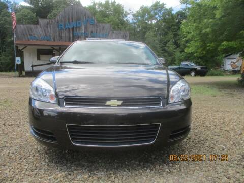 2008 Chevrolet Impala for sale at Randy's Auto Sales in Franklin PA