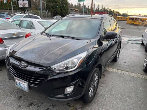 2014 Hyundai Tucson for sale at SNS AUTO SALES in Seattle WA