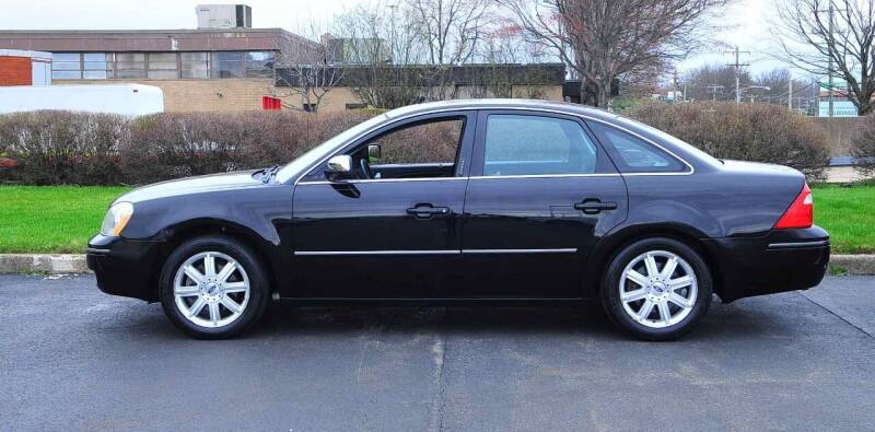 2005 Ford Five Hundred for sale at Millevoi Bros. Auto Sales in Philadelphia PA