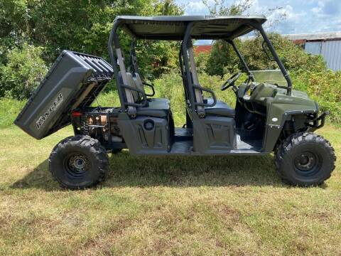 2011 Polaris RANGER 800 CREW for sale at JENTSCH MOTORS in Hearne TX