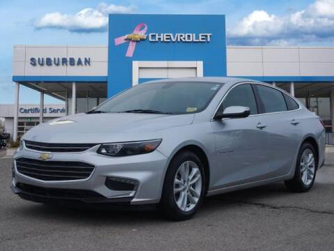 2018 Chevrolet Malibu for sale at Suburban Chevrolet of Ann Arbor in Ann Arbor MI