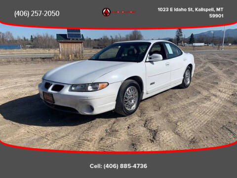 2000 Pontiac Grand Prix for sale at Auto Solutions in Kalispell MT