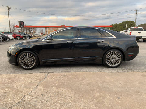 2013 Lincoln MKZ for sale at Smooth Solutions 2 LLC in Springdale AR