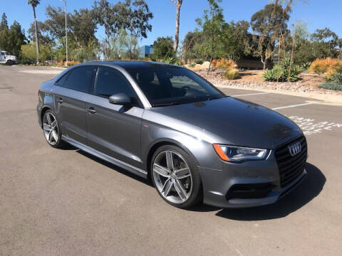 2016 Audi A3 for sale at CAS in San Diego CA
