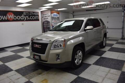 2013 GMC Terrain for sale at WOODY'S AUTOMOTIVE GROUP in Chillicothe MO