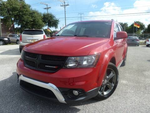 2015 Dodge Journey for sale at Das Autohaus Quality Used Cars in Clearwater FL