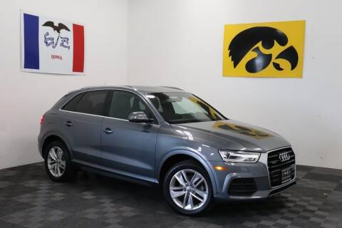 2016 Audi Q3 for sale at Carousel Auto Group in Iowa City IA