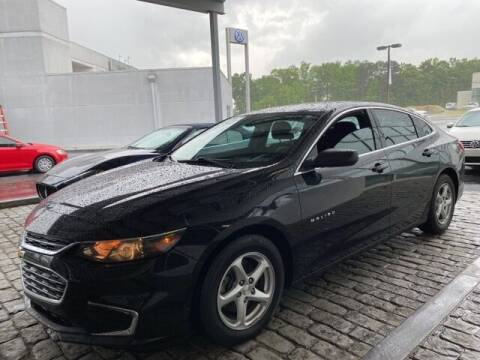 2017 Chevrolet Malibu for sale at Southern Auto Solutions-Jim Ellis Volkswagen Atlan in Marietta GA