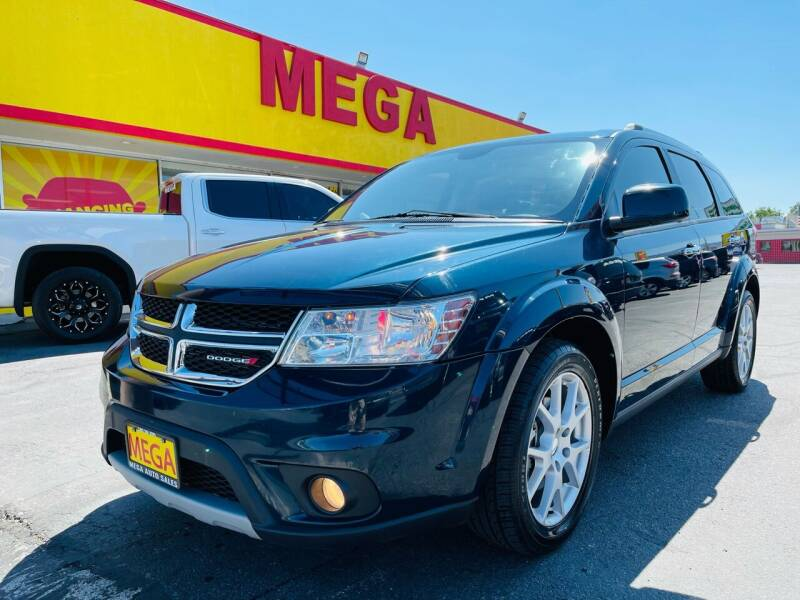 2015 Dodge Journey for sale at Mega Auto Sales in Wenatchee WA
