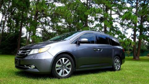 2015 Honda Odyssey for sale at Precision Auto Source in Jacksonville FL