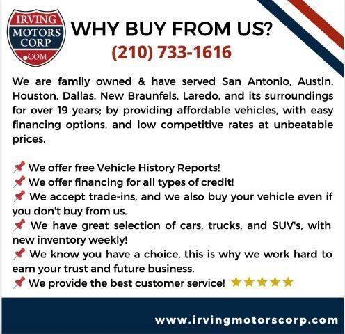 2009 Cadillac Escalade for sale at Irving Motors Corp in San Antonio TX
