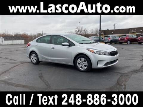 2017 Kia Forte for sale at Lasco of Waterford in Waterford MI
