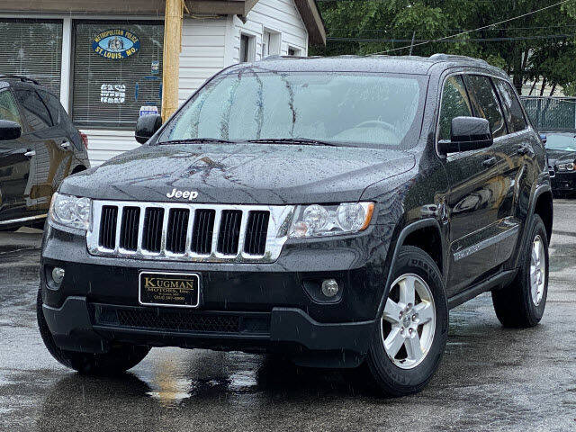 2012 Jeep Grand Cherokee for sale at Kugman Motors in Saint Louis MO