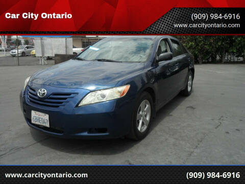 2007 Toyota Camry for sale at Car City Ontario in Ontario CA