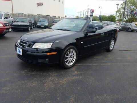 2004 Saab 9-3 for sale at THE AUTO SHOP ltd in Appleton WI