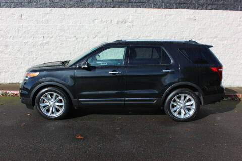2013 Ford Explorer for sale at Al Hutchinson Auto Center in Corvallis OR