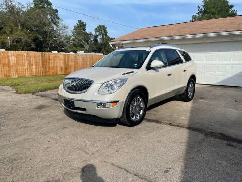 2009 Buick Enclave for sale at MG Autohaus in New Caney TX