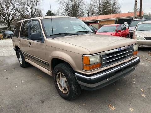 1994 Ford Explorer for sale at Wise Investments Auto Sales in Sellersburg IN