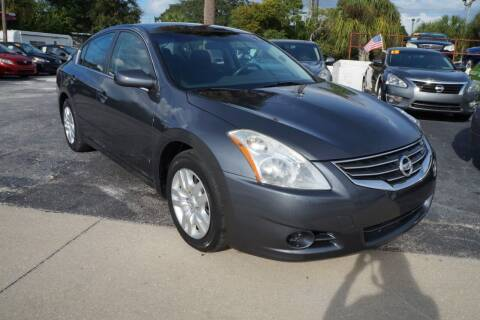 2012 Nissan Altima for sale at J Linn Motors in Clearwater FL
