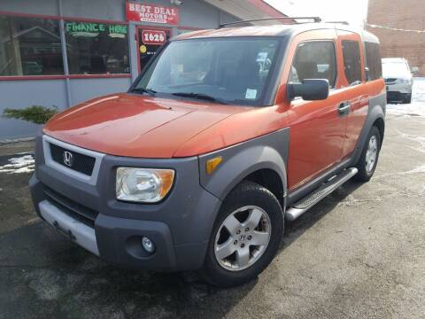 2004 Honda Element for sale at Best Deal Motors in Saint Charles MO