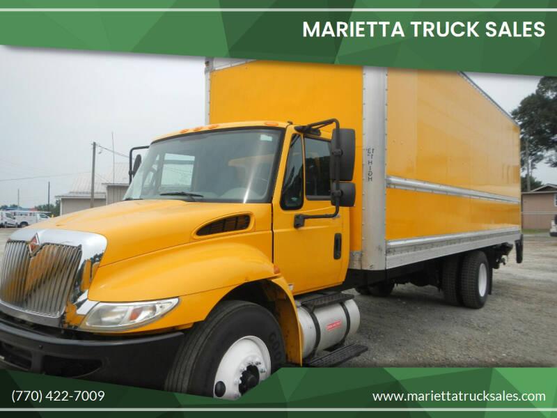 2013 International DuraStar 4300 for sale at Marietta Truck Sales in Marietta GA