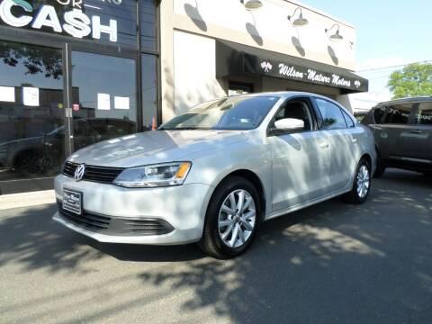 2011 Volkswagen Jetta for sale at Wilson-Maturo Motors in New Haven Ct CT