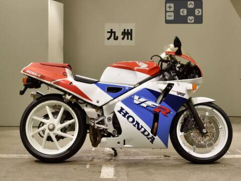 1991 Honda VFR400R for sale at JDM Car & Motorcycle LLC in Seattle WA