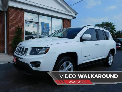 2016 Jeep Compass for sale at Delaware Auto Sales in Delaware OH